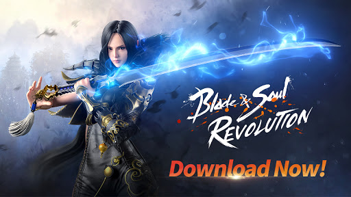 Blade&Soul: Revolution modiapk screenshots 1