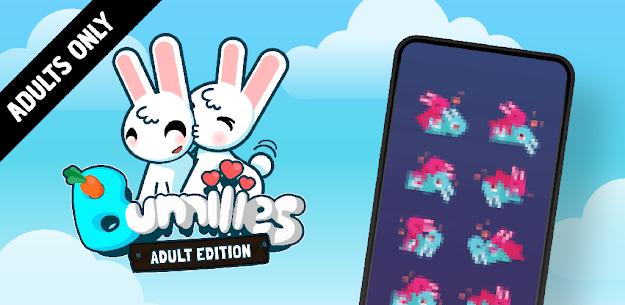 Bunniiies: The Love Rabbit MOD APK 1.2.182 (Free Purchase) 8