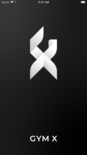 GYM X screenshot 1