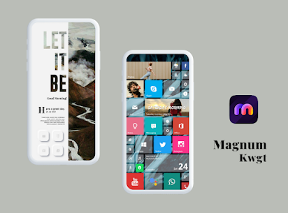 Magnum Kwgt Apk 6.2 [Full PAID] Download 1