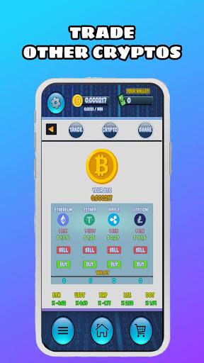 Crypto Mining : Free Bitcoin Machine Simulator apkdebit screenshots 3