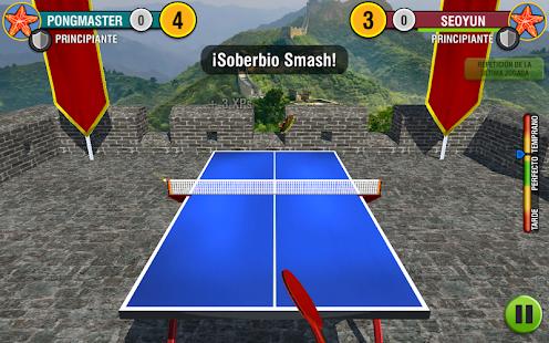 Saripikan'ny Champ Tennis amin'ny latabatra eran-tany