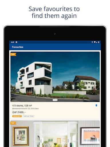 ImmoScout24 Switzerland u2013 Rent a flat, buy a house 4.10.5 Screenshots 18