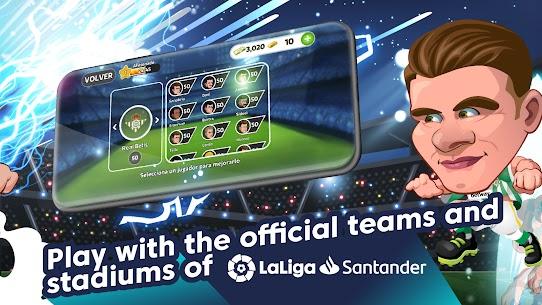 Head Football LaLiga 2021 – Skills Soccer Games 5