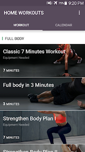 Home Workout - No Equipment & Meal Planner 1.0.36 (Pro) (Mod Extra)