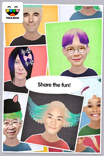 Download Toca Hair Salon Me On Pc Mac With Appkiwi Apk Downloader