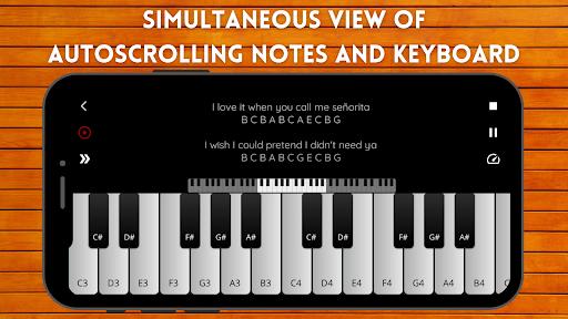 Play Piano: Piano Notes | Keyboard 2.3 screenshots 1