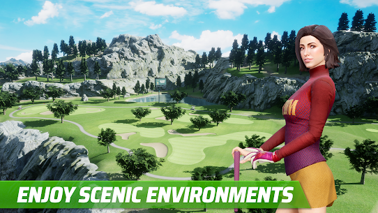 Golf King – World Tour Apk 3