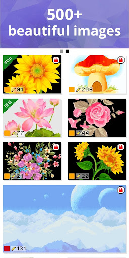 Adults Coloring Books: Color landscape picture 1.54 screenshots 2