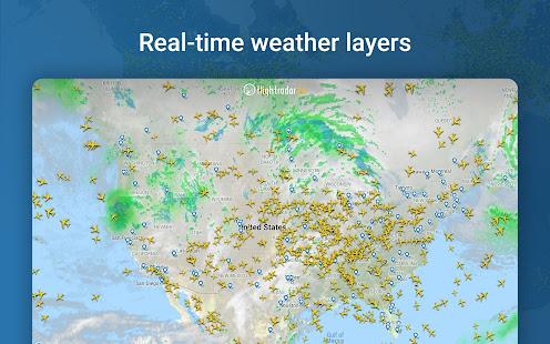 Flightradar24 Flight Tracker screenshots 12