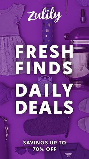 Zulily: Fresh Finds, Daily Deals apktram screenshots 17