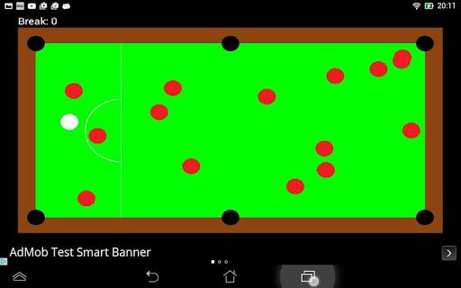 snooker - impossibreak screenshot 2