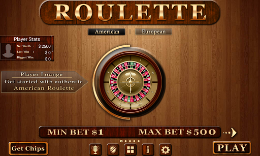 Roulette - Casino Style! 4.32 screenshots 5