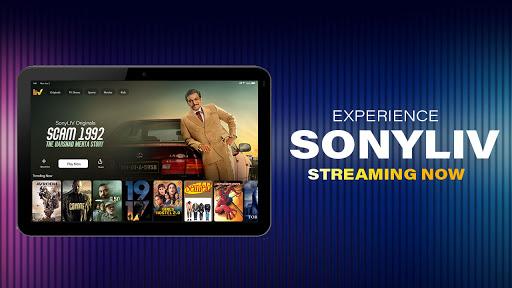 SonyLIV: Originals, Hollywood, LIVE Sport, TV Show Apkfinish screenshots 8