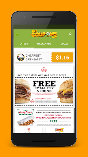 The Coupons Appu00ae android2mod screenshots 7