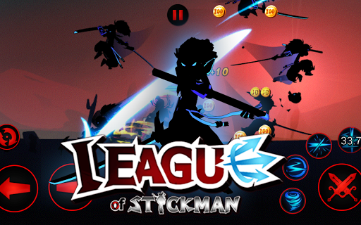 League of Stickman Free- Shadow legends(Dreamsky) modavailable screenshots 7