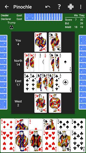 Pinochle by NeuralPlay 2.10 screenshots 3
