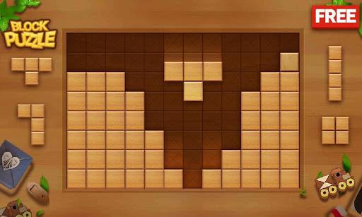 Wood Block Puzzle android2mod screenshots 21