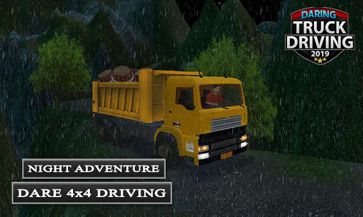 offroad transport truck driving - jeep driver 2020 screenshot 2