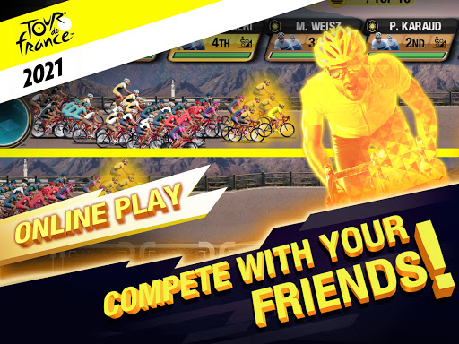 Tour de France 2021 Official Game - Sports Manager android2mod screenshots 9