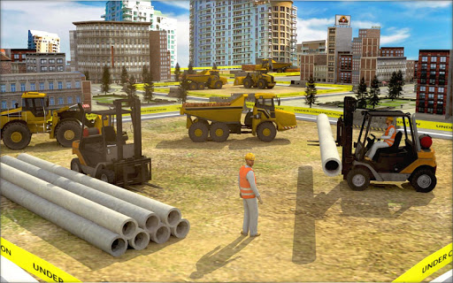 City Construction: Building Simulator 2.0.4 Screenshots 2