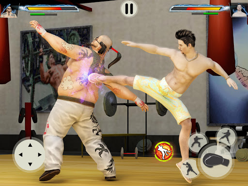 GYM Fighting Games: Bodybuilder Trainer Fight PRO 1.3.7 screenshots 6