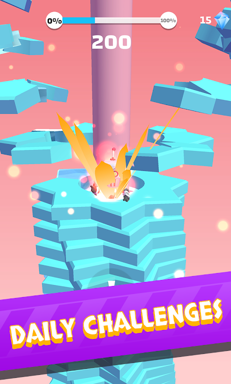 Helix Stack Jump: Fun & Free Addicting Ball Puzzle poster 18
