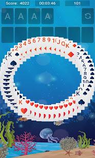 Solitaire Card Games Free 1.0 APK screenshots 10