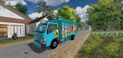 ES Truck Simulator ID 1.1 screenshots 1