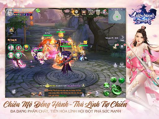Thiu00ean Ngou1ea1i Giang Hu1ed3 - Thien Ngoai Giang Ho apktram screenshots 20