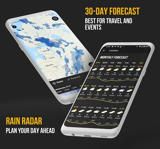 MeMeteo - global forecast & hurricane tracker screenshots 1