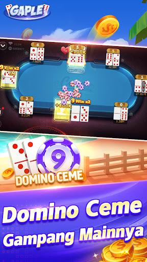 POP Gaple - Domino gaple Ceme BandarQQ Solt oline 1.15.0 screenshots 8