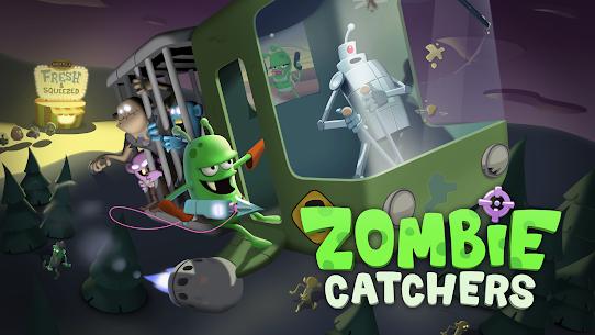 لعبة Zombie Catchers 🧟 مهكرة Mod 1
