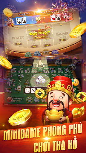 Texas Poker Viu1ec7t Nam apkslow screenshots 13