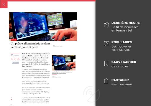 Le Droit modavailable screenshots 16