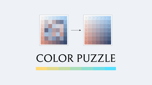 Color Puzzle Game - Hue Color Match Offline Games 3.16.0 screenshots 14