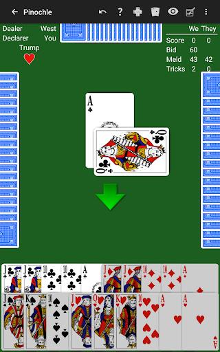 Pinochle by NeuralPlay 2.10 screenshots 15