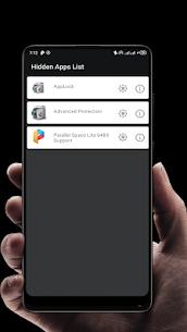 Hidden Apps Finder- Spy Apps Detector APK 6