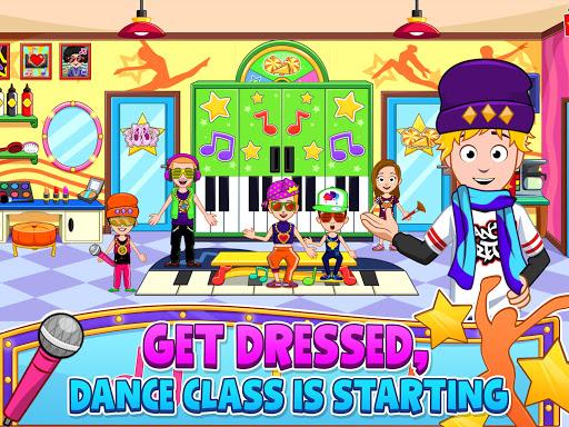 My Town : Dance School. Girls Pretend Dress Up Fun 1.28 Screenshots 8