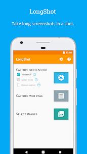 LongShot for long screenshot For Pc – Free Download (Windows 7, 8, 10) 1