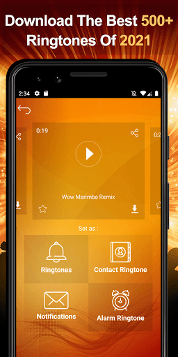 Best New Ringtones 2021 Free For Android™ 1.2.5 screenshots 1