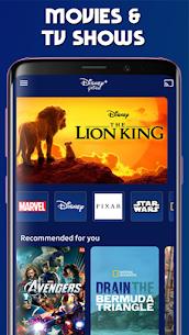 Disney Plus Mod APK 9