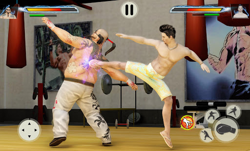 GYM Fighting Games: Bodybuilder Trainer Fight PRO 1.2.1 apktcs 1