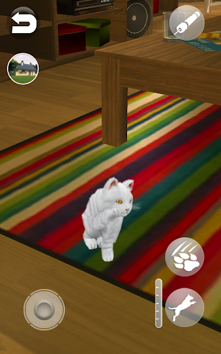 Talking Cute Cat screenshots 10