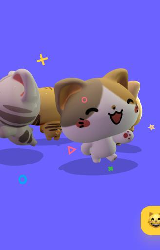 Sticker Cat - AI Sticker,  Meme & WASticker Maker  screenshots 6