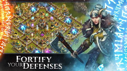 Rival Kingdoms: The Endless Night apklade screenshots 1