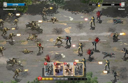 Heroes of War: WW2 Idle RPG 1.8.3 screenshots 10