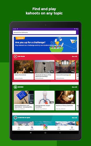 Kahoot! Play & Create Quizzes 4.3.6 Screenshots 10
