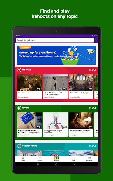 Kahoot! Play & Create Quizzes screenshot 9