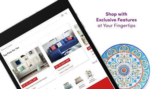 Wayfair - Shop All Things Home 5.71.2 Screenshots 7
